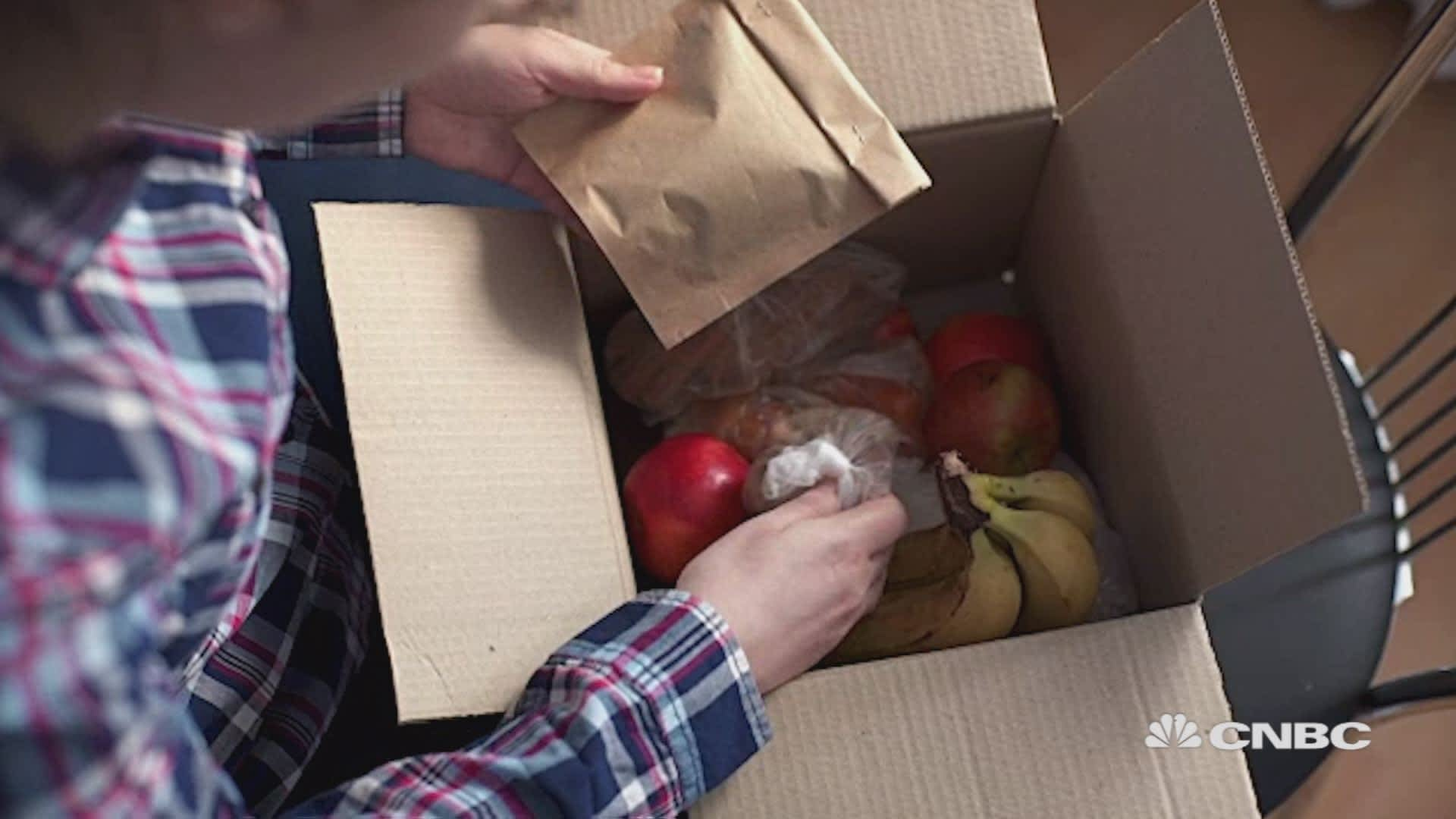 American Harvest Box could replace food stamps for 16-million low income  Americans