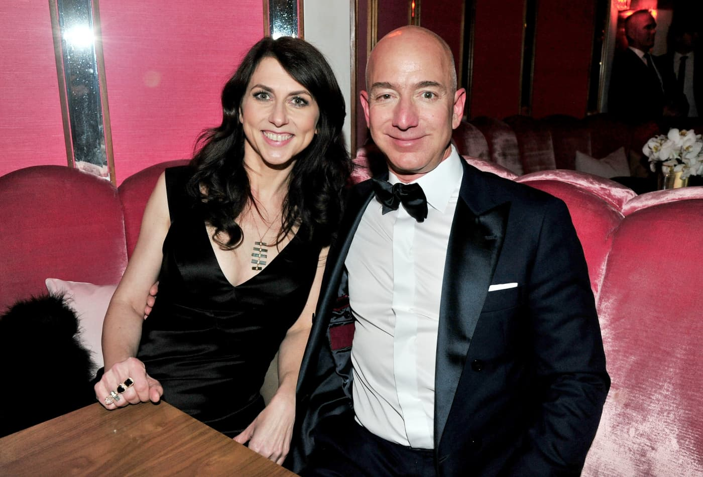 MacKenzie Bezos will become one of the richest women in the world