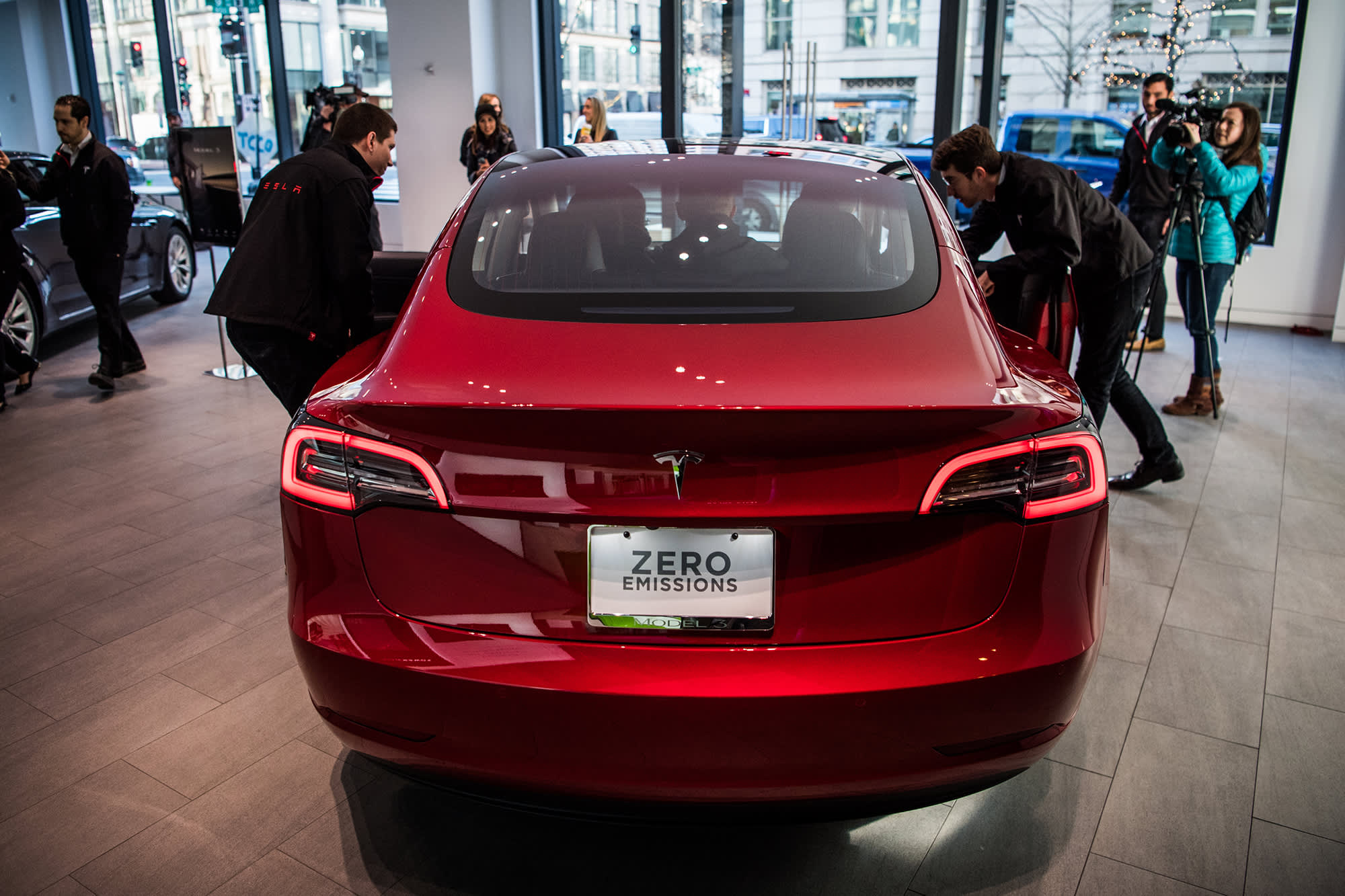 Tesla Customers Describe Maddening Problems With Returns And Refunds