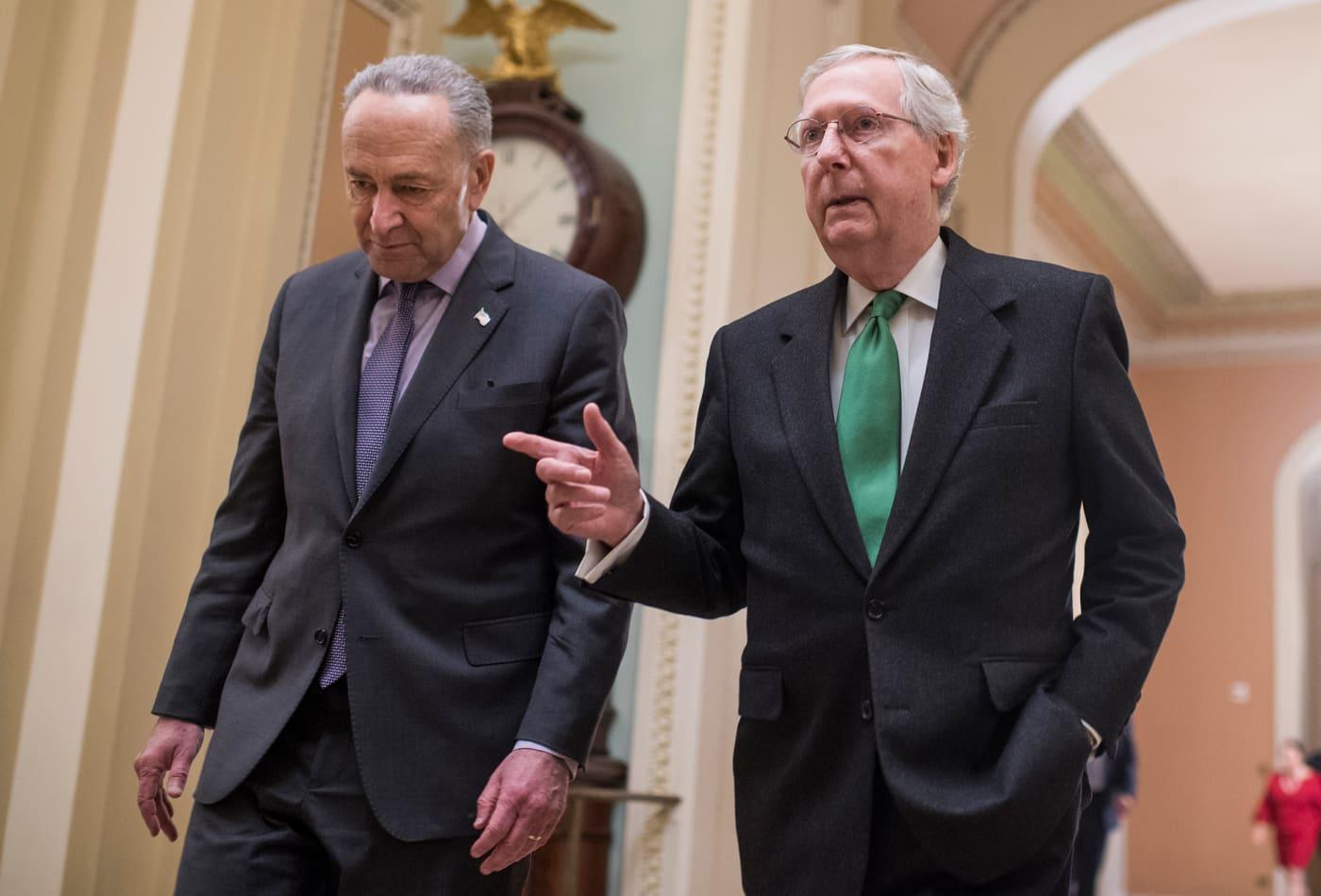 Senate passes $2 trillion coronavirus stimulus package, sending it to the House