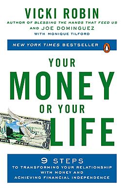 Your Money Your Life Book Cover