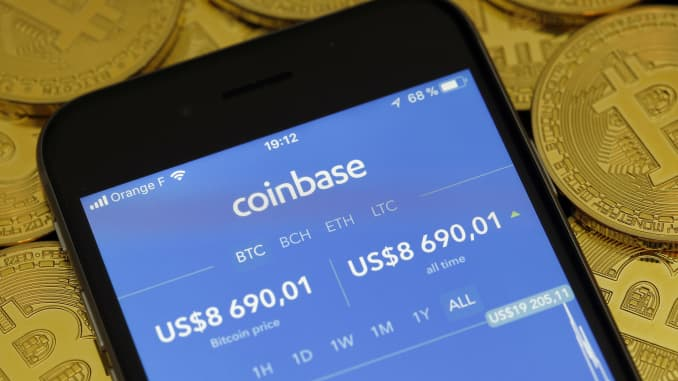 coinbase new cryptocurrency