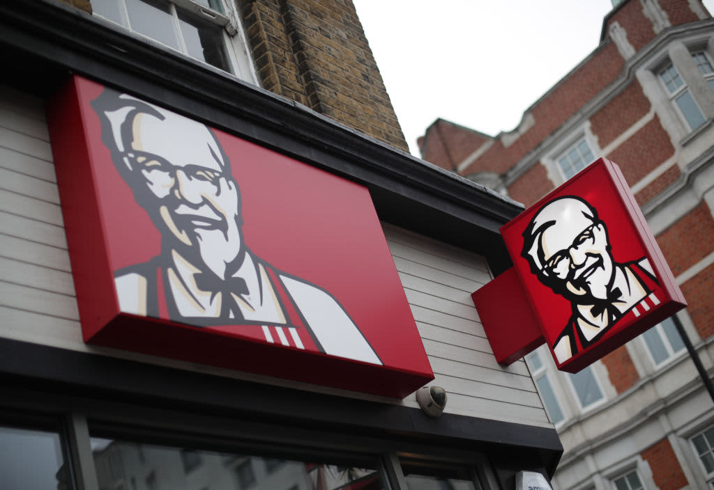 KFC branches in UK forced to close because of chicken shortage