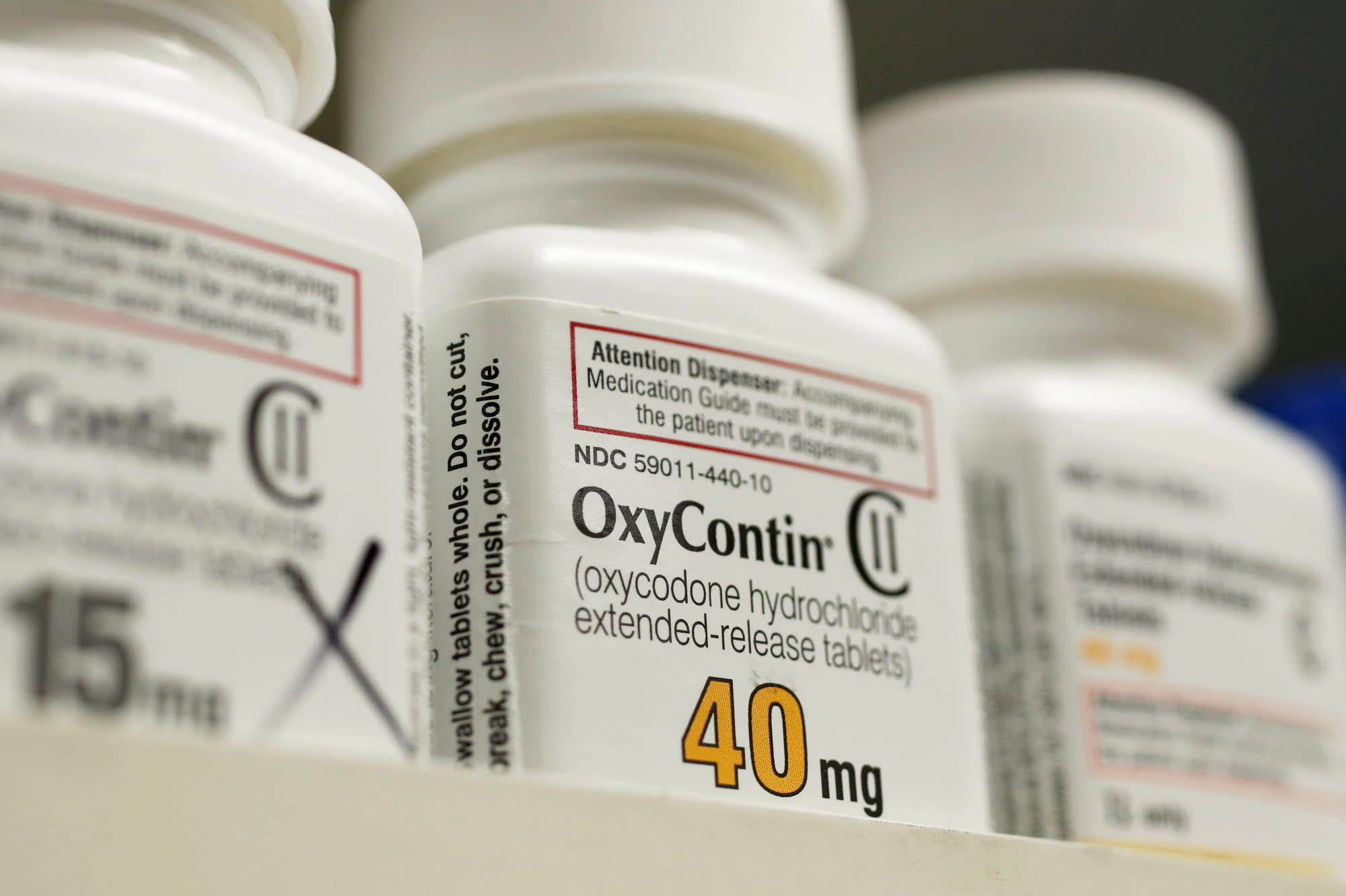 Nearly every US state is now suing OxyContin maker Purdue Pharma