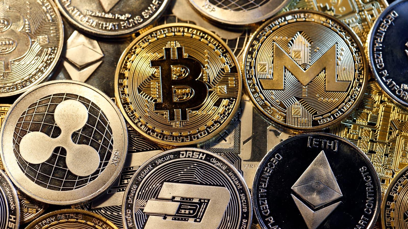 creare unto bitcoin)