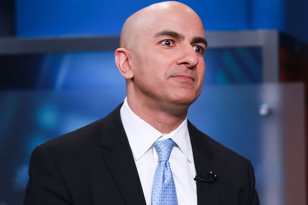 Fed's Neel Kashkari says rate hikes 'were not called for' and that policy has been 'too tight'