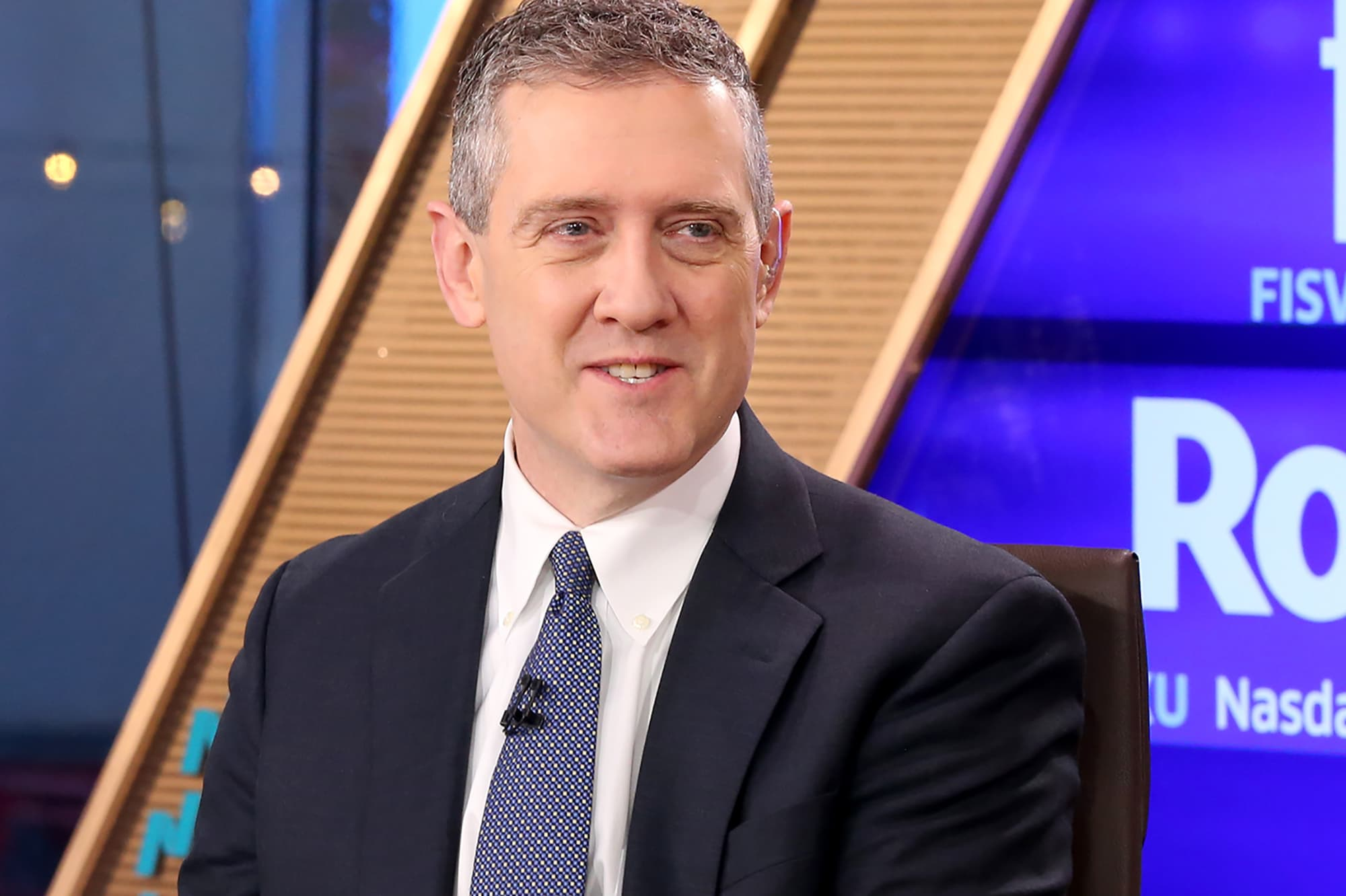 Expectations for a rate cut will fade as coronavirus fear eases, Fed's James Bullard says