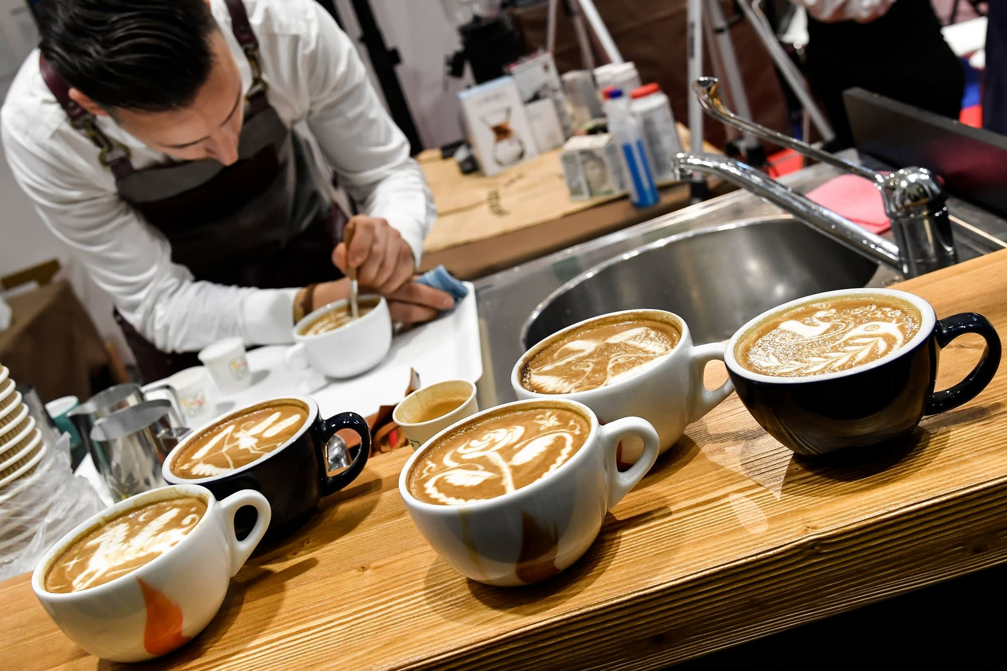 Drinking coffee could help you live longer, study says