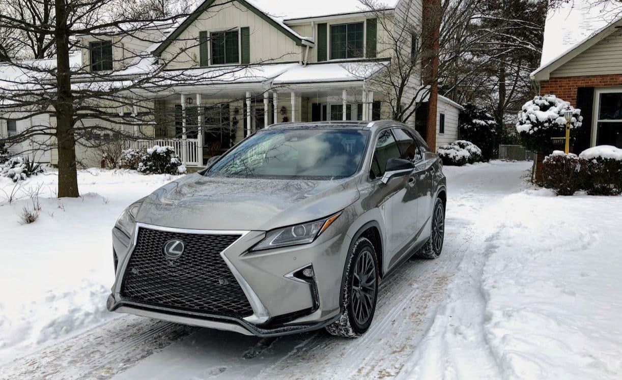 Lexus Rx 350 F Sport Review You Probably Shouldn T Buy It