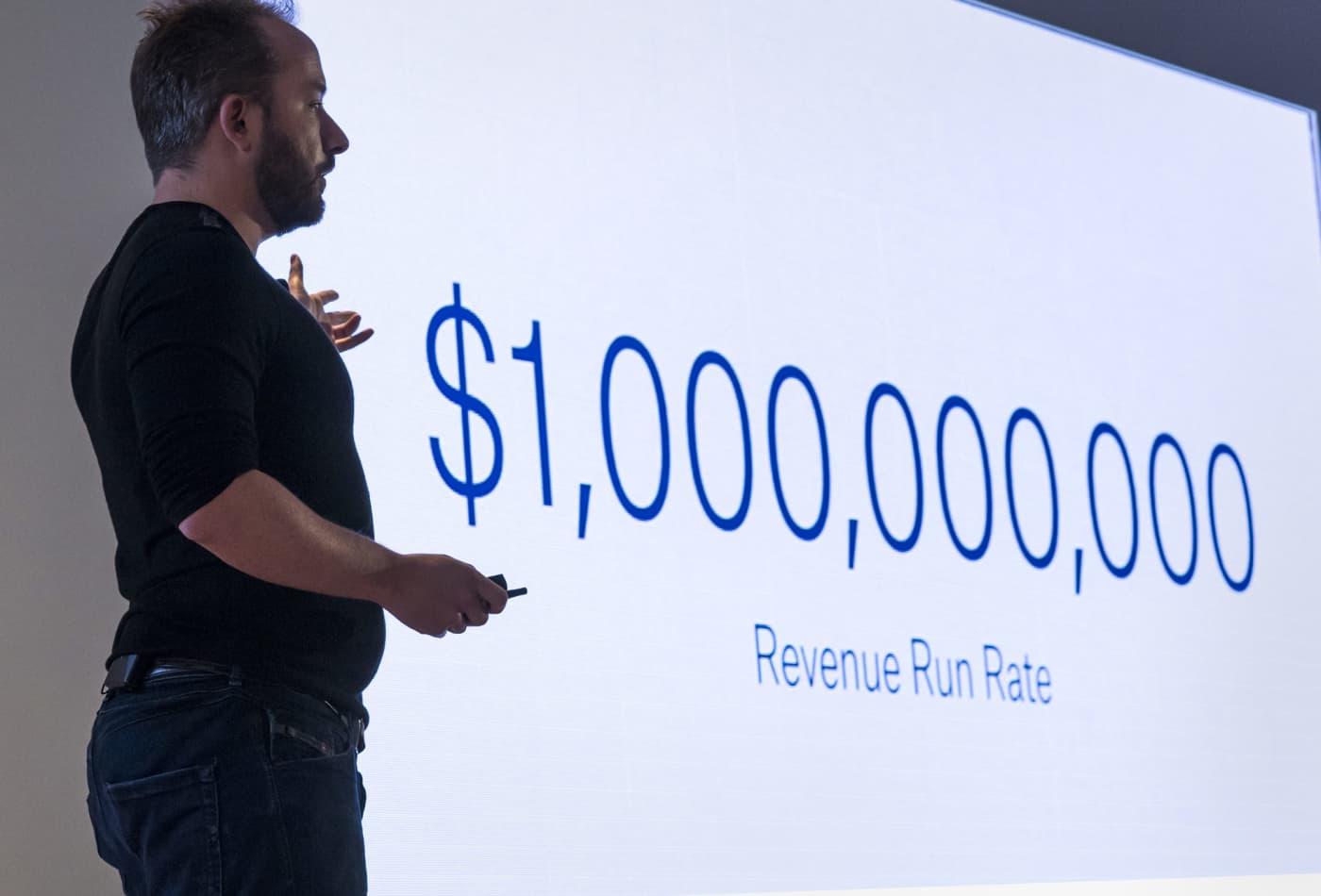 Dropbox files to go public with over $1.1 billion in annual revenue
