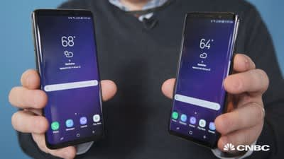 Samsung's Galaxy S9 has a lot of new features, but the same old look