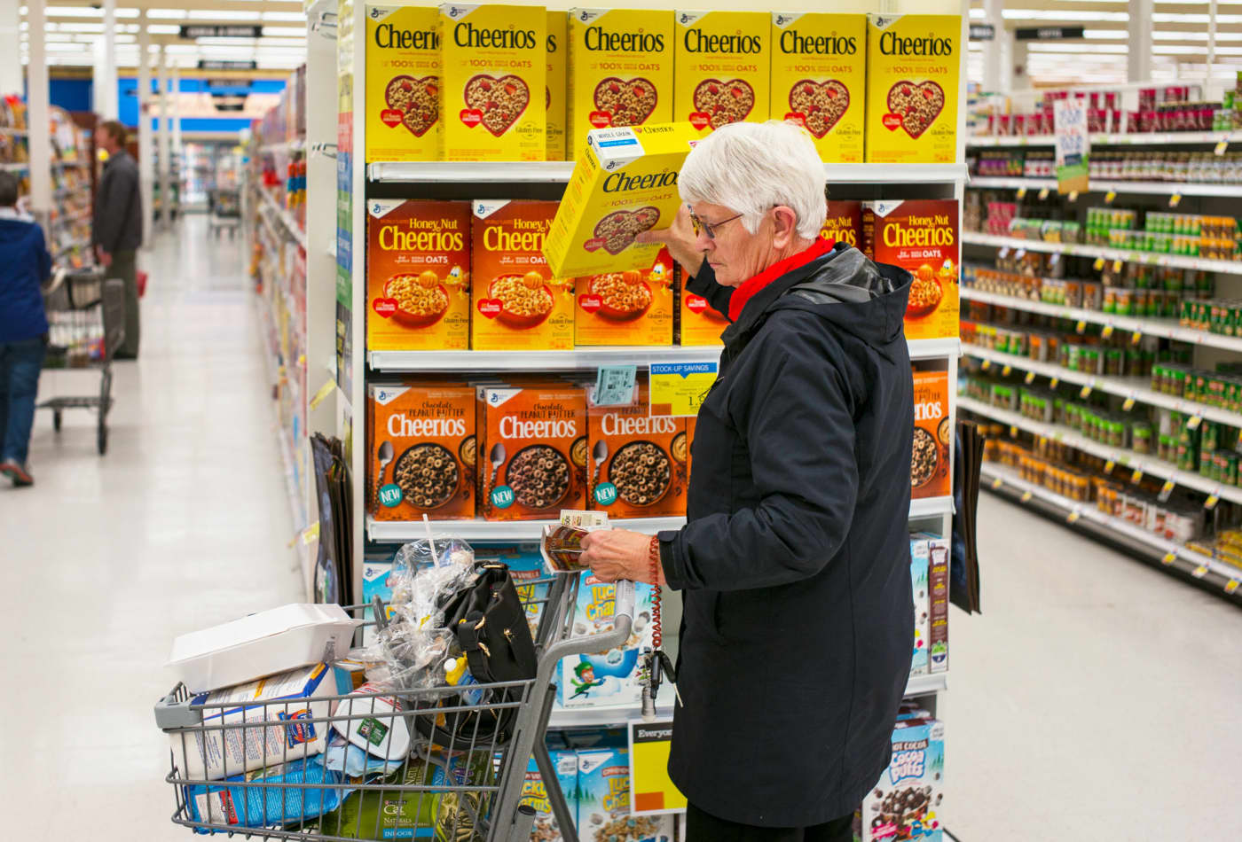 General Mills' plans to revive cereal sales include selling a box for $13