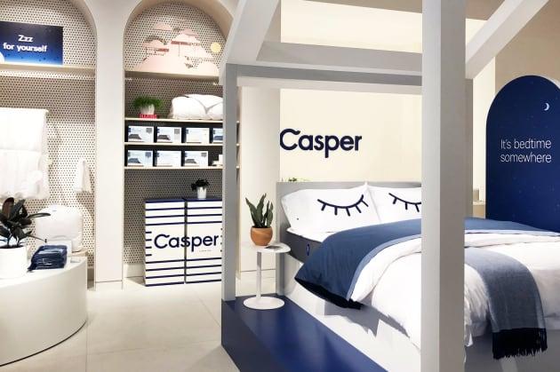 Handout: Casper Sleep Shop 1