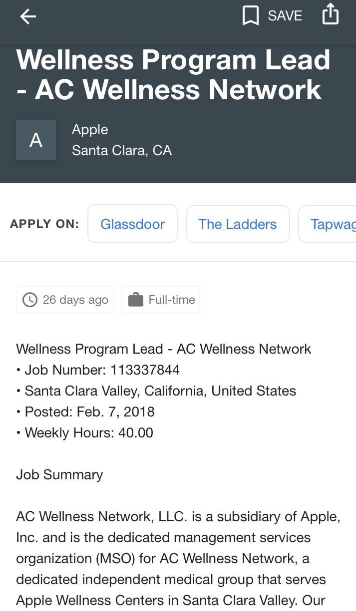 CNBC AC wellness subsidiary