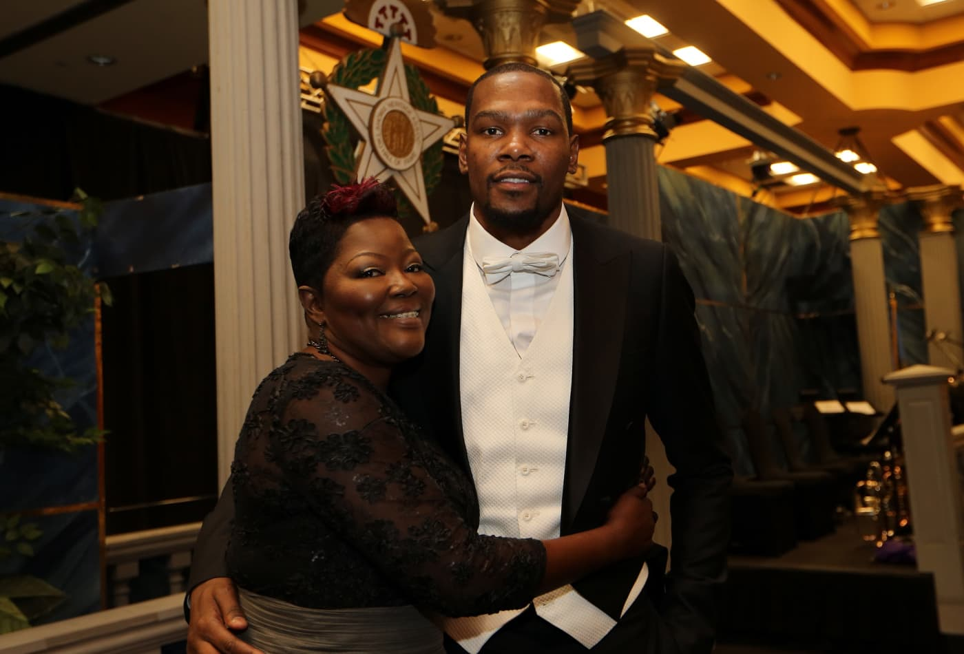128568129e8c Kevin Durant s mom reveals the financial advice she gave her son when he  joined the NBA