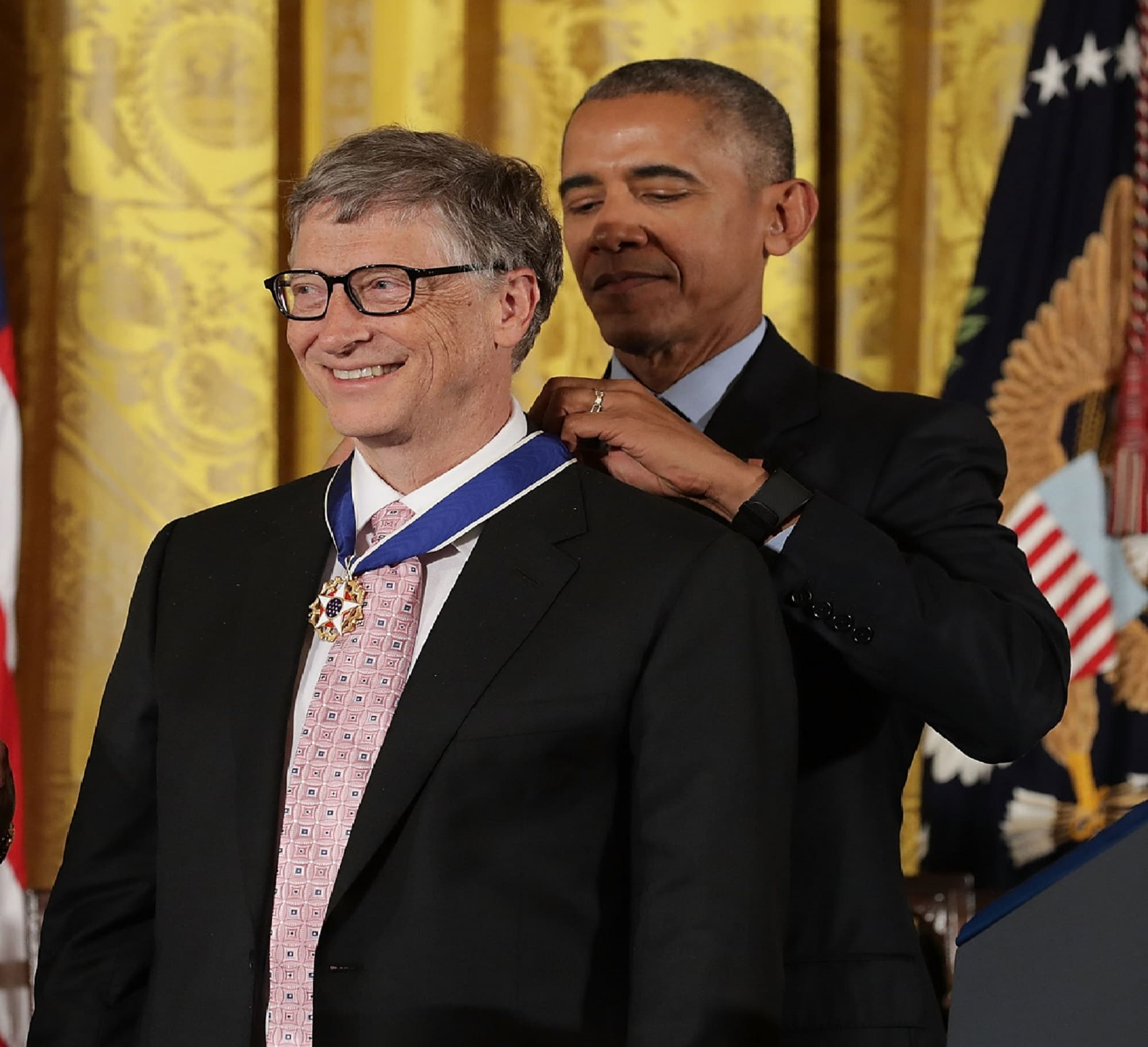Why Bill Gates won't run for president in 2020