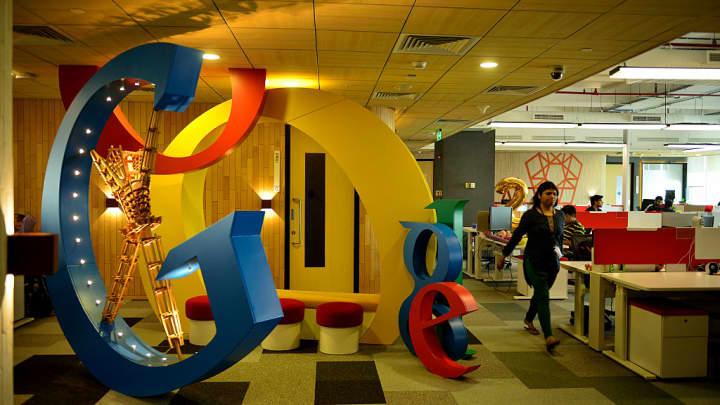 India's best technology companies: Google, Microsoft, Amazon