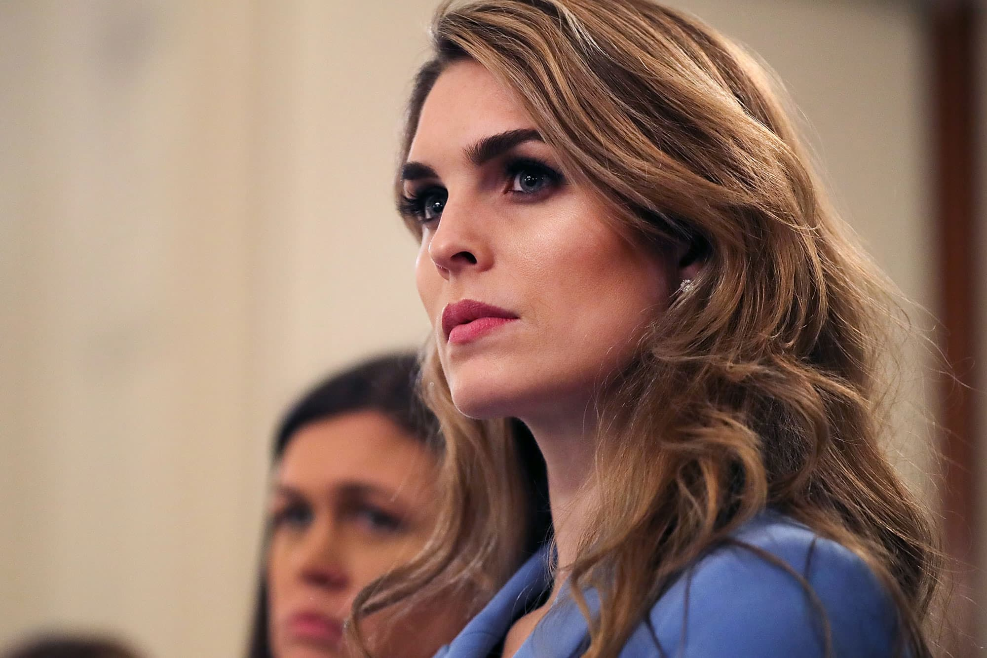 Trump favorite Hope Hicks will return to the White House as aide to Jared Kushner