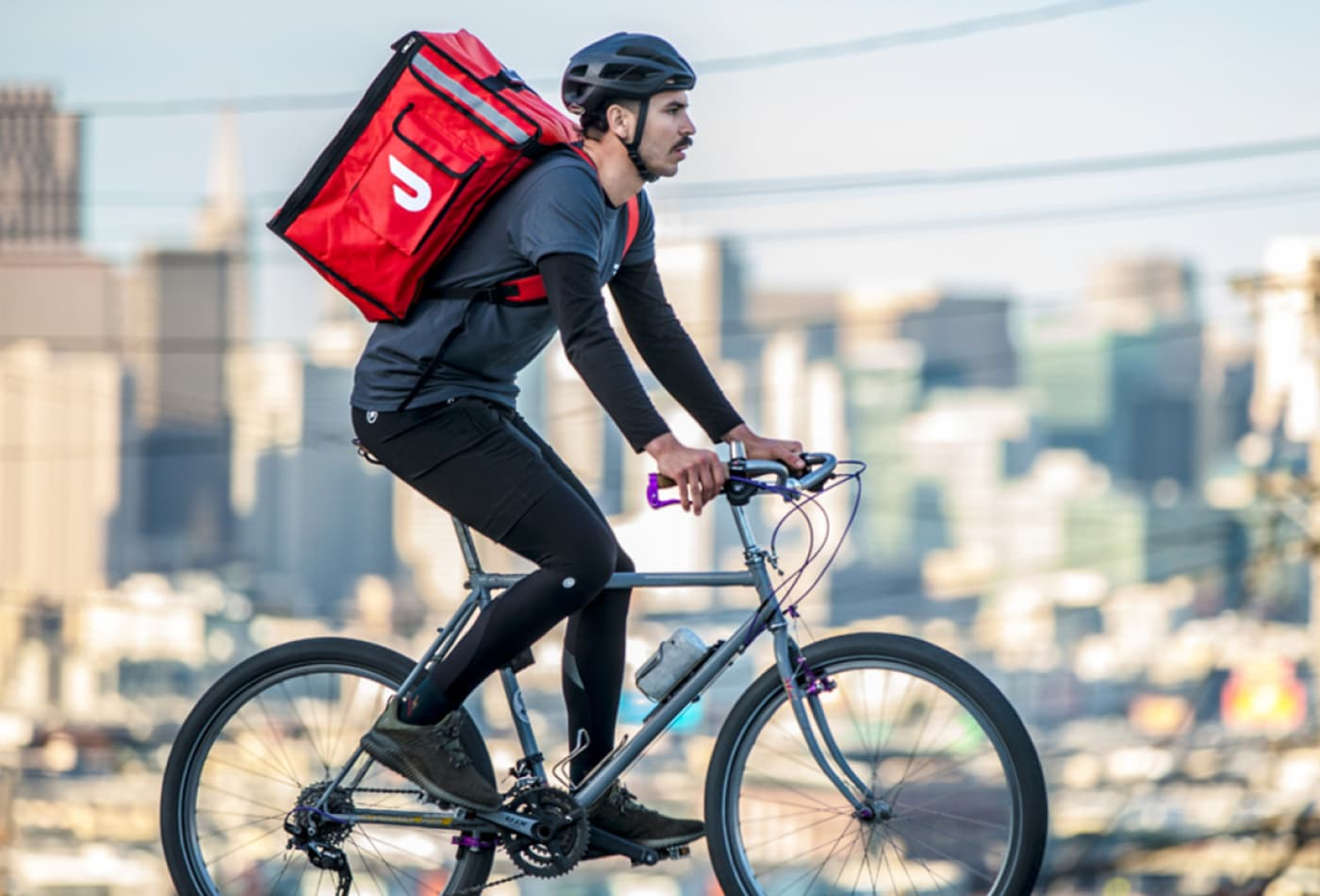 DC attorney general sues DoorDash, claiming it misled customers and pocketed workers' tips