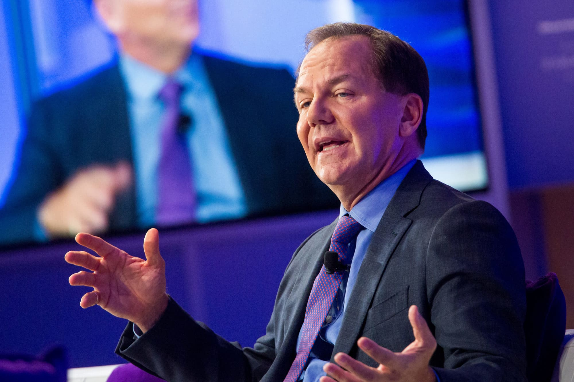 Paul Tudor Jones sees an 'explosive combination' of forces driving the market higher