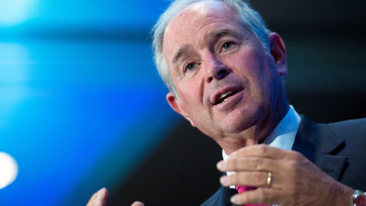 Blackstone chief donates $188 million to Oxford University