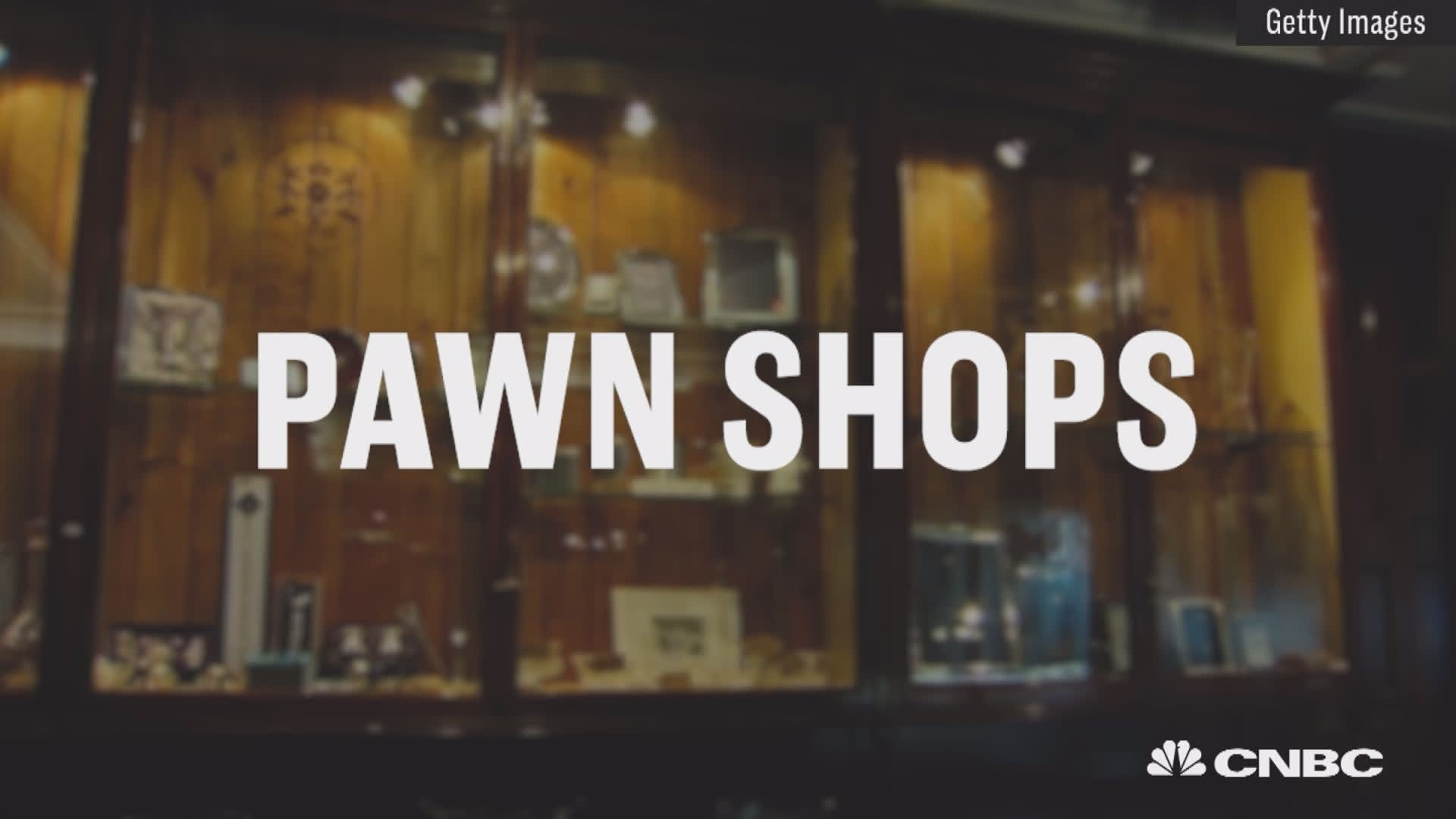 The wealthy are turning to pawn shops to fund their business ideas