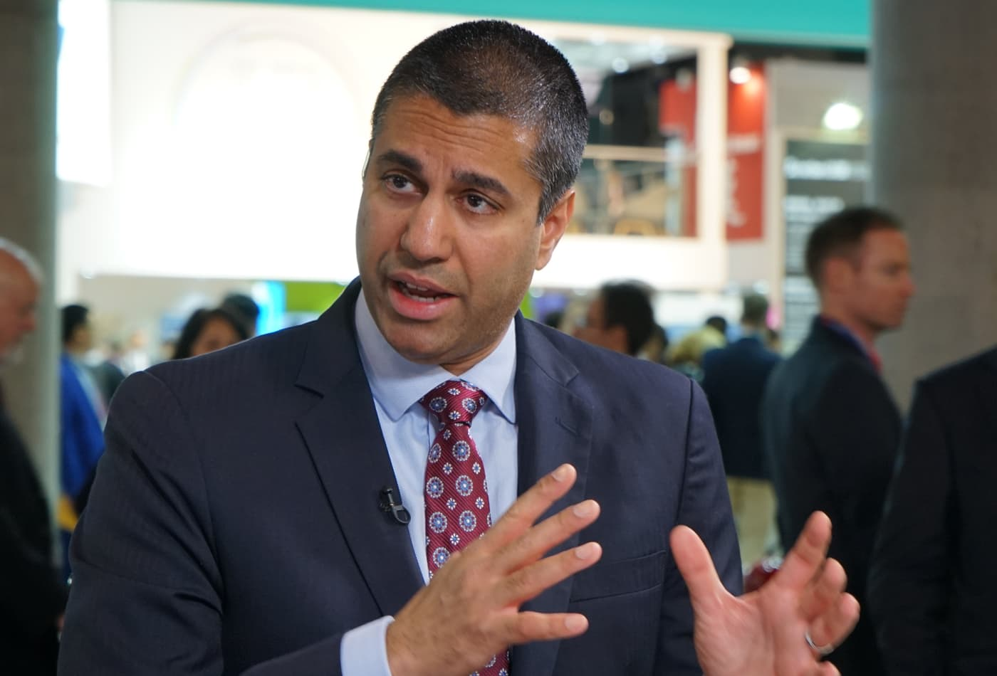 Net neutrality foe and Trump's former FCC Chairman Ajit Pai stands by repeal as Democrats take over