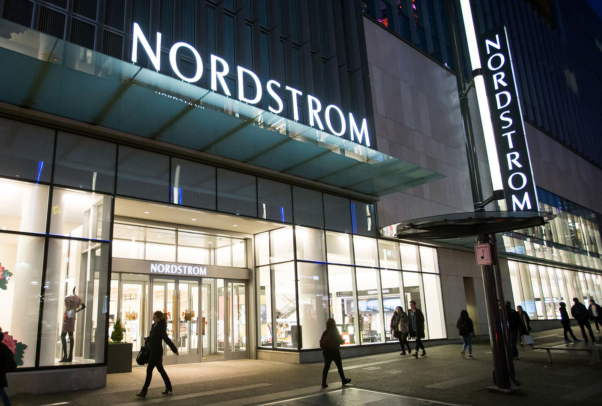 Nordstrom shares jump after delivering strong profit, even as sales weaken in fiscal second quarter