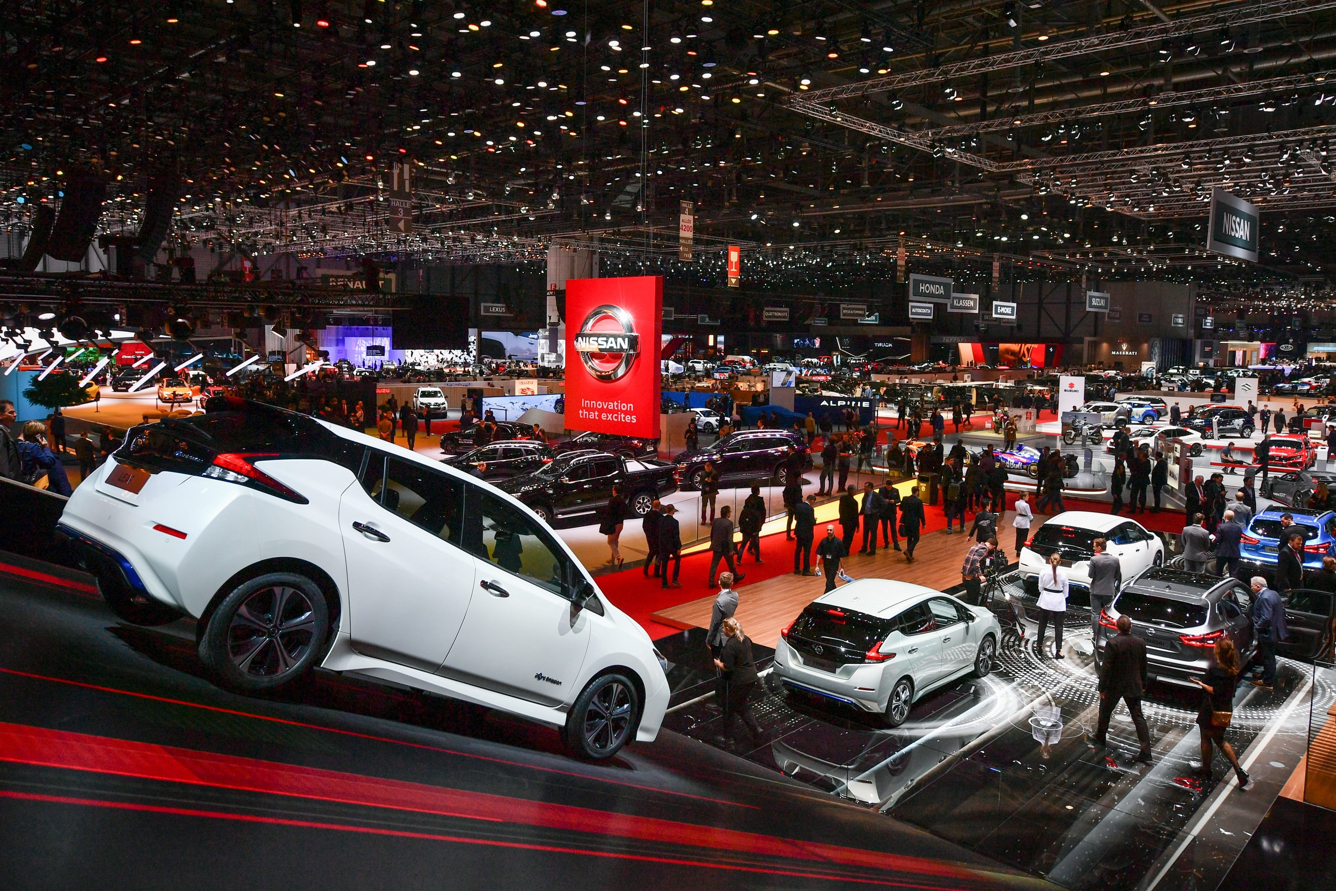 How 2 long-gone European car brands are banking on the Geneva Motor Show for a chance at the future
