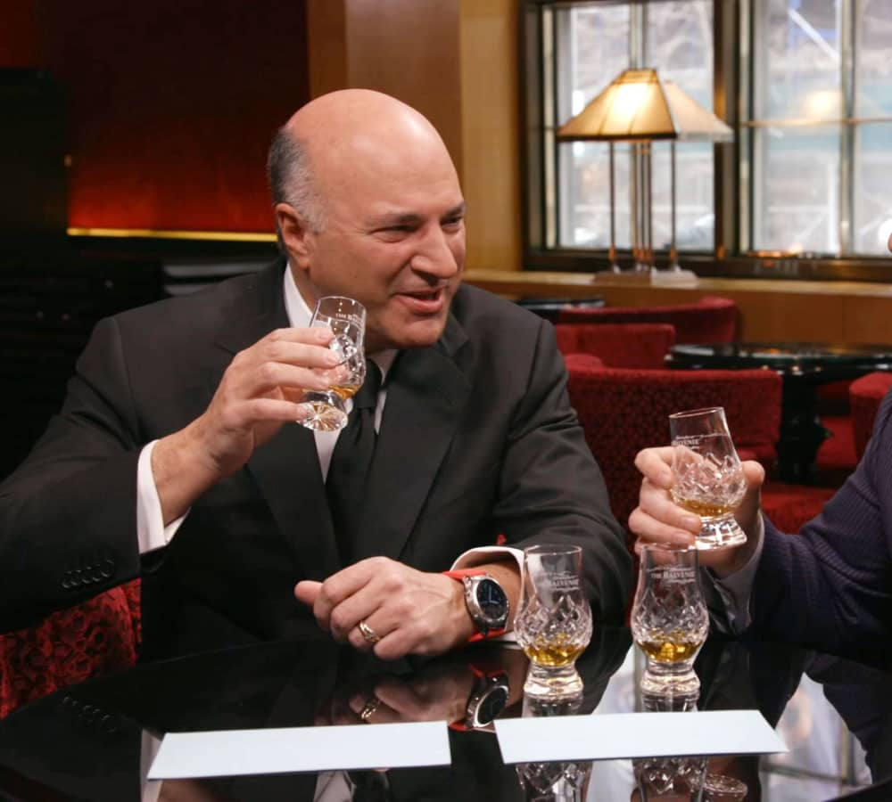 Kevin O'Leary says he spends $1,000 a day on food