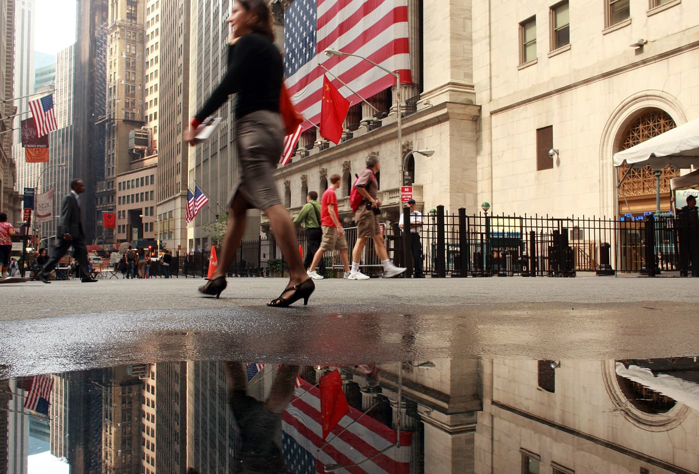 Gender pay gaps persist at Wall Street banks in the UK