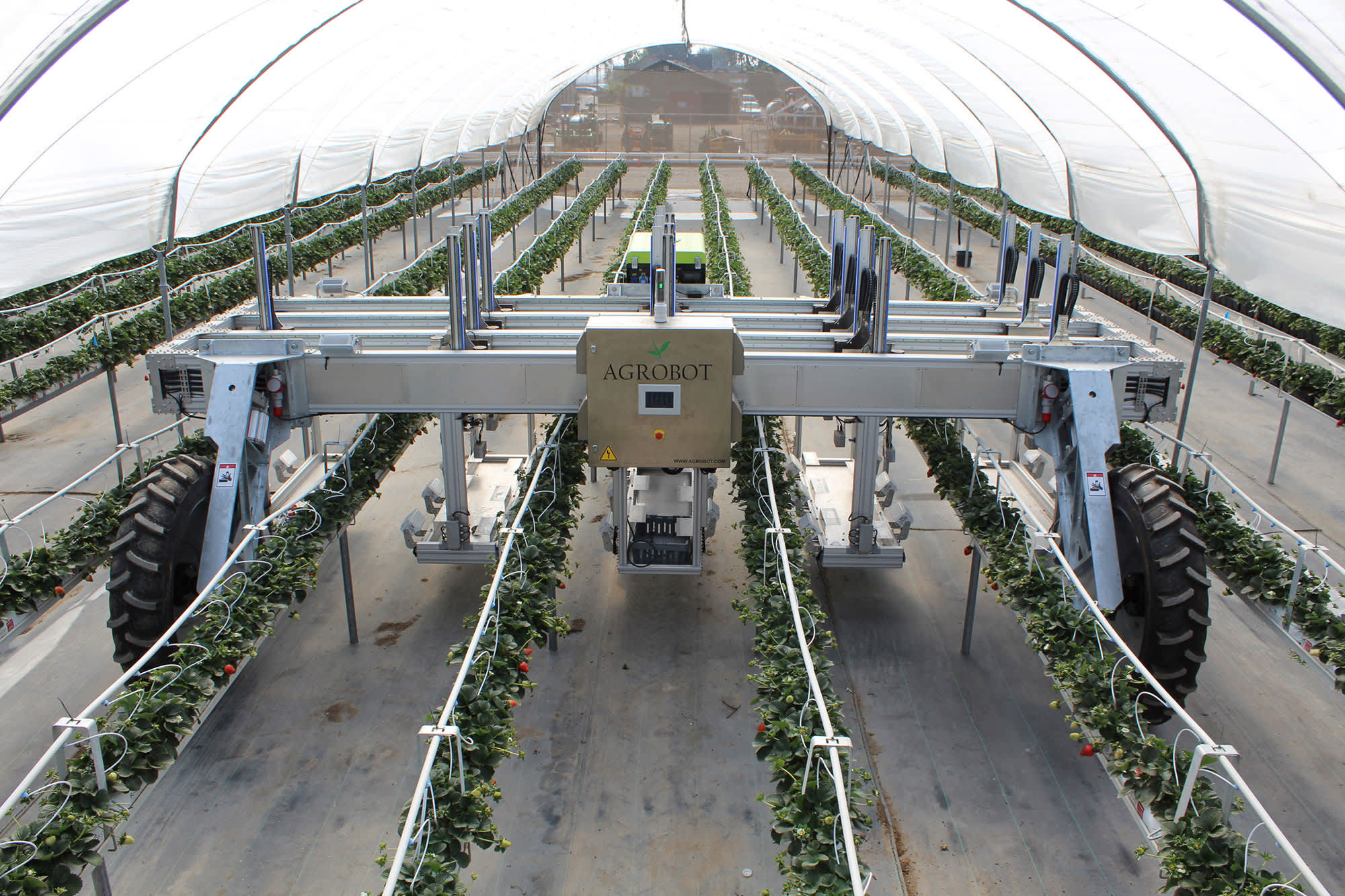 Wave of agriculture robotics holds potential to ease farm labor crunch