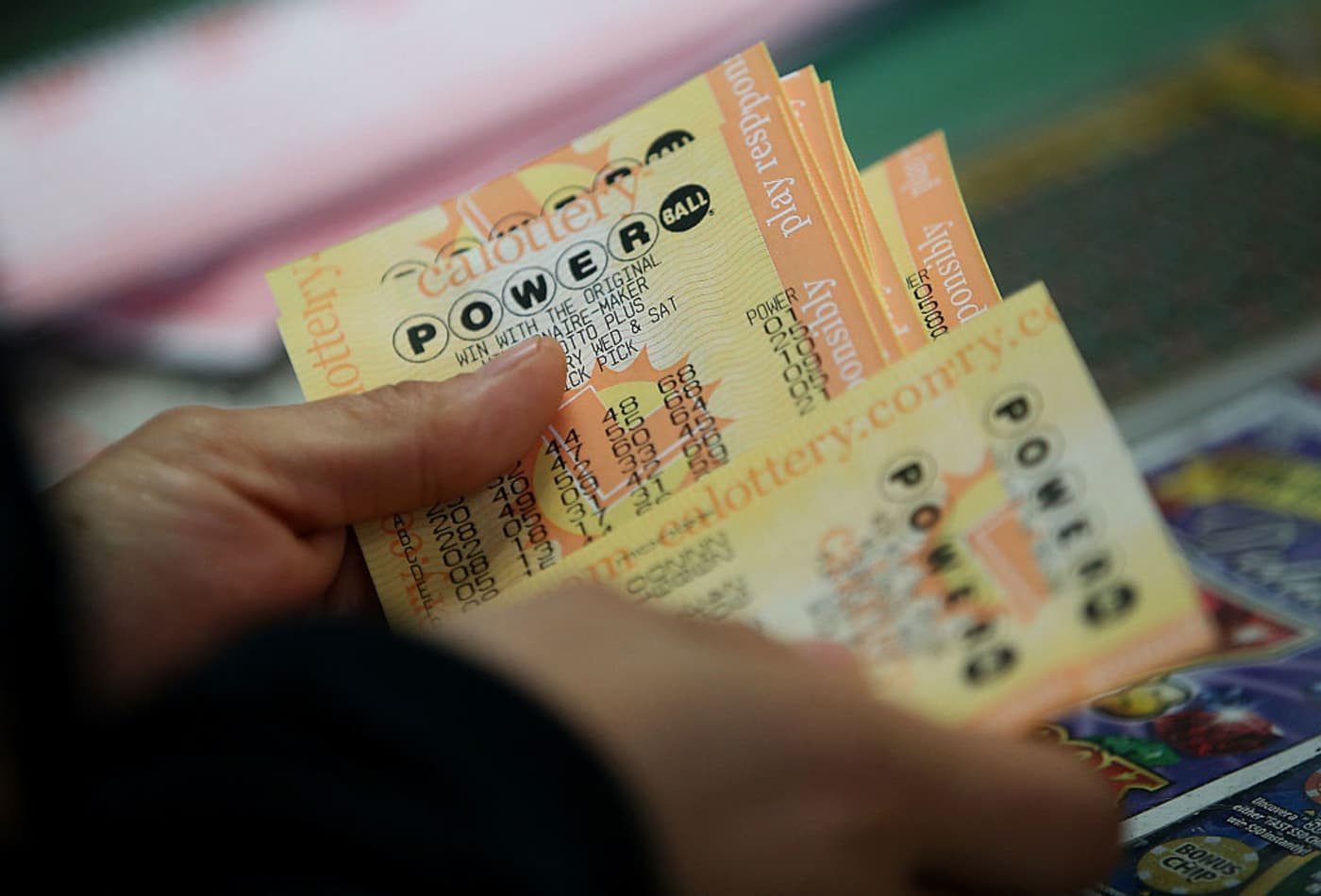 1 Person Won 768m Powerball Here Are The Biggest Us Lottery Prizes