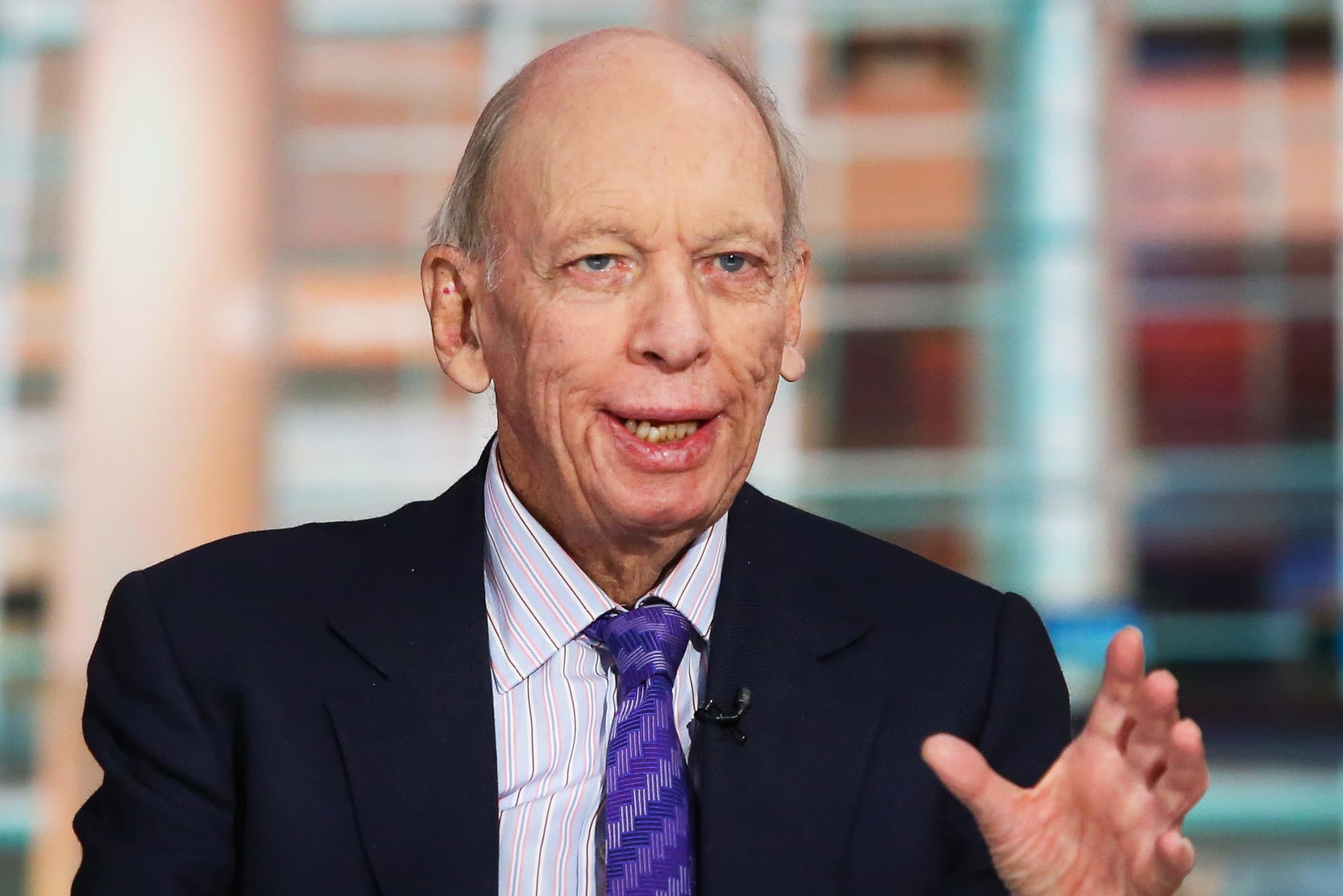 Blackstone's Byron Wien to the Fed: The stock market and economy don't need a rate cut to thrive