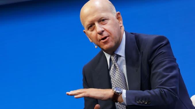 Computer engineers now make up a quarter of Goldman Sachs
