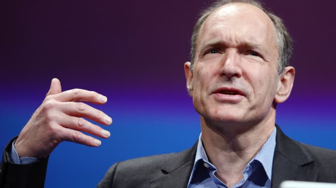 Tim Berners-Lee plan on taking back the internet