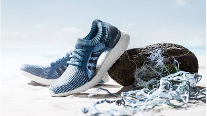 214f4f9ab794 Adidas sold 1 million shoes made out of ocean plastic in 2017