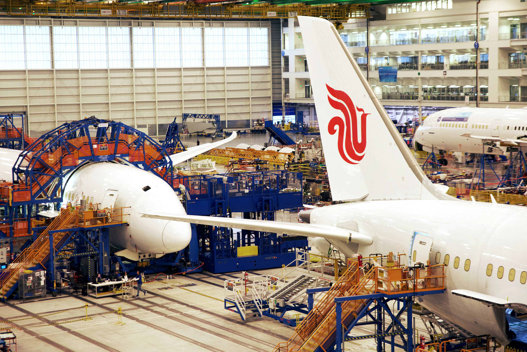 Coronavirus brings Boeing's US airplane production to a halt after South Carolina closure