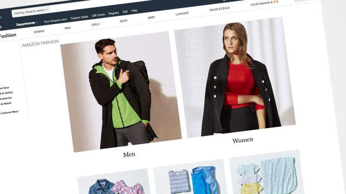 c68815d7edfc3 Amazon to be the no. 1 apparel retailer in the US: Morgan Stanley
