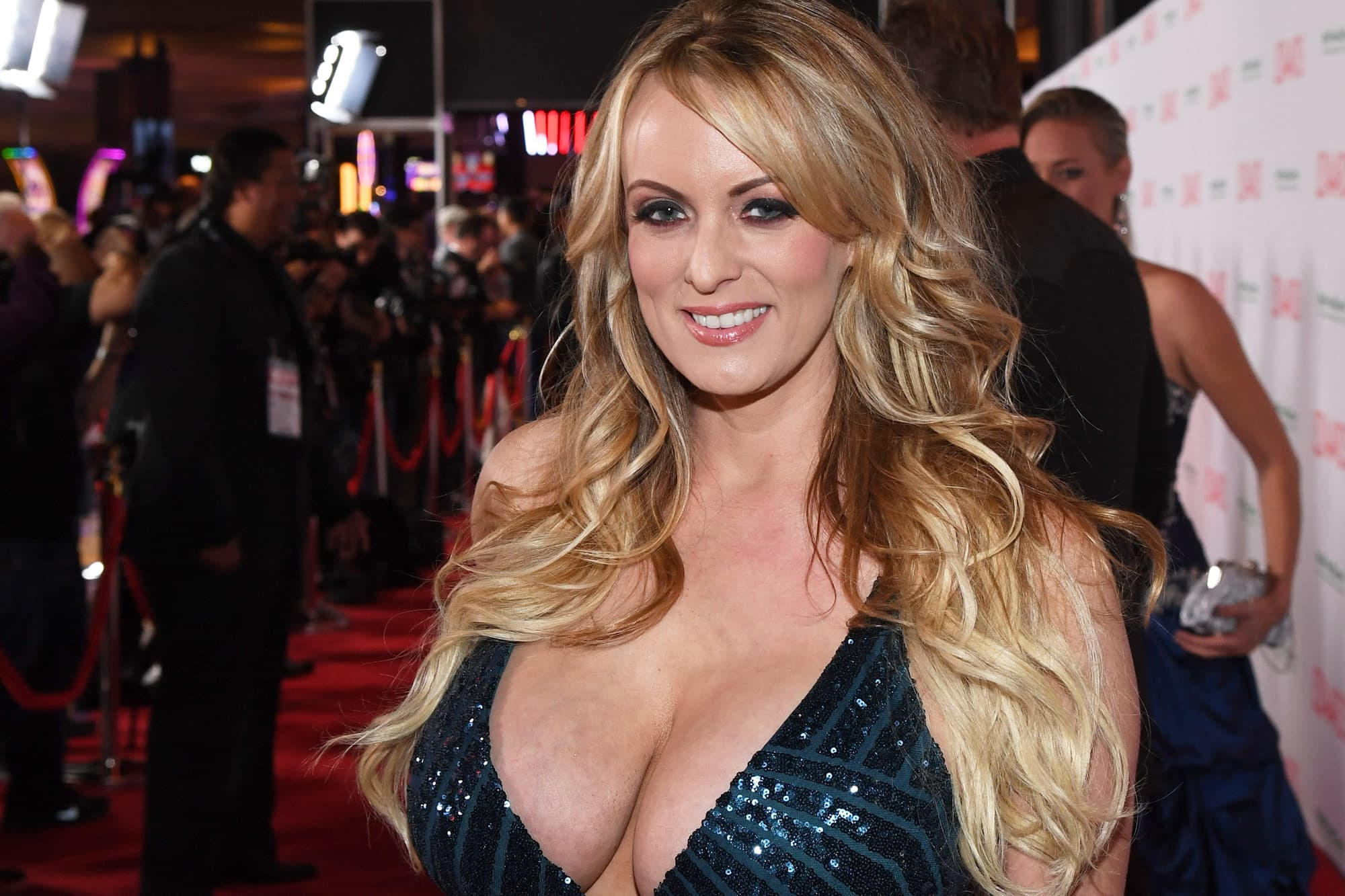 Trump's lawyer seeks $20 million in damages from porn star Stormy Daniels