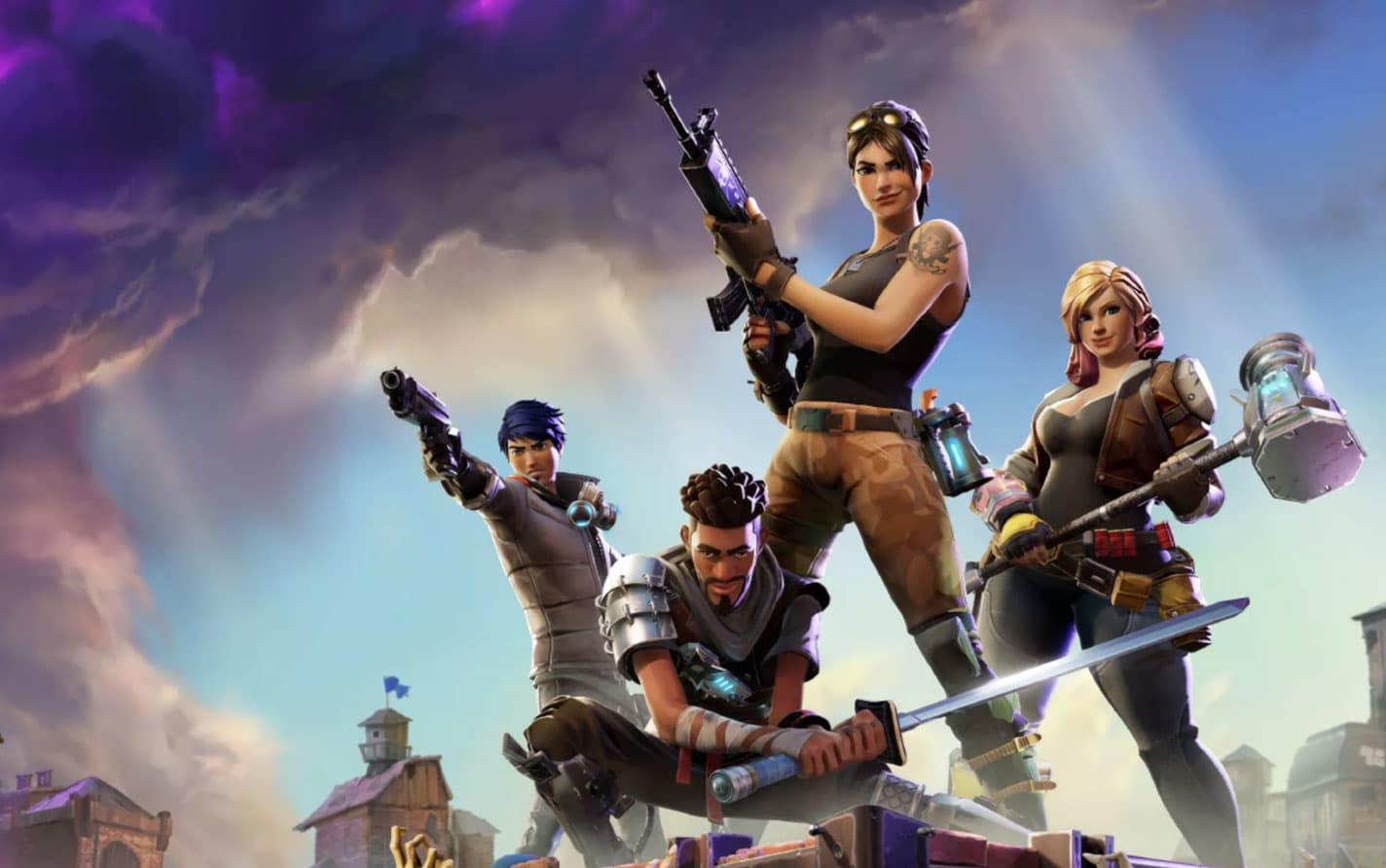 Fortnite Is Becoming Biggest Game On Internet
