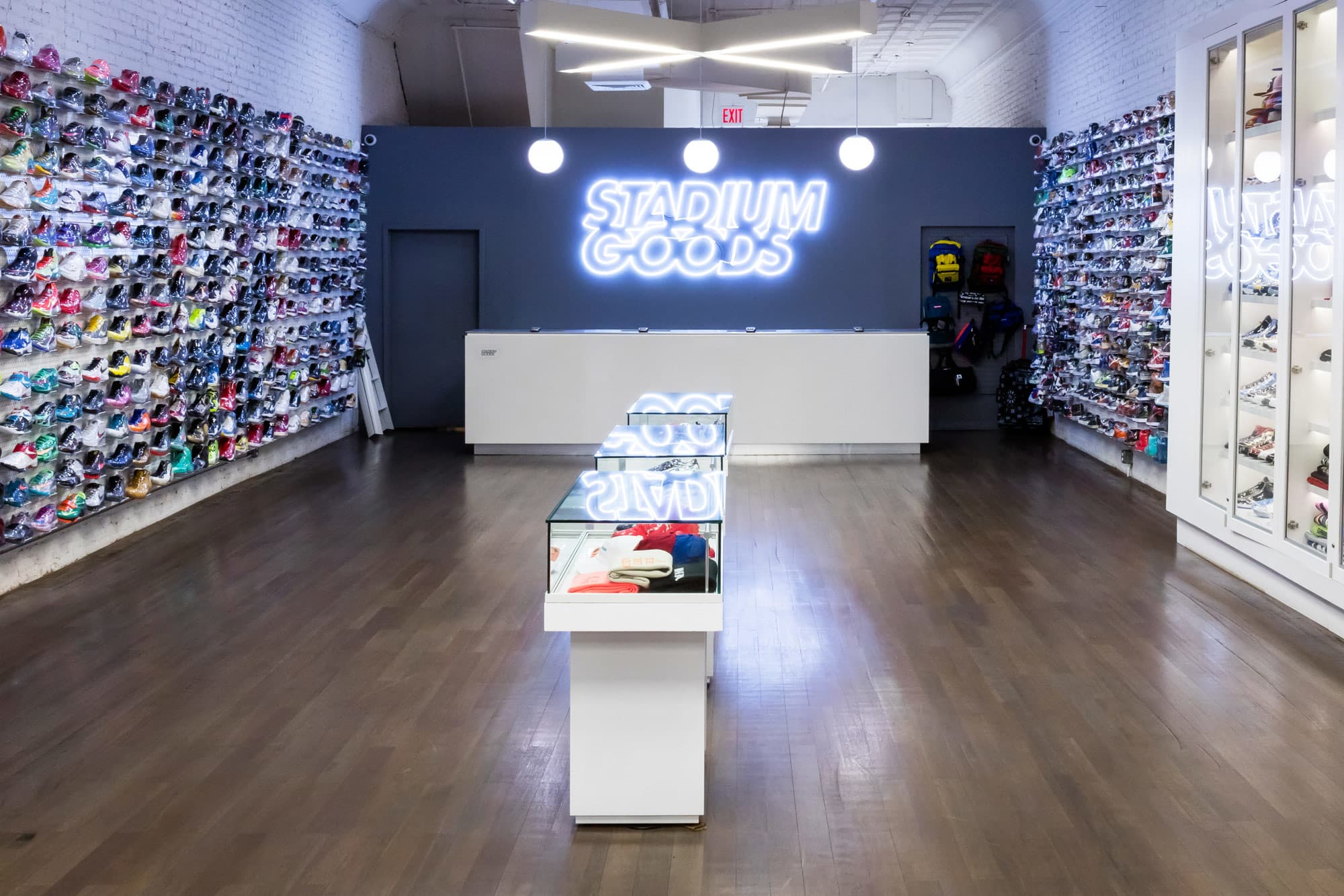 c2b7becc1ba35 Nordstrom to partner with sneaker marketplace Stadium Goods at its  stand-alone men s store