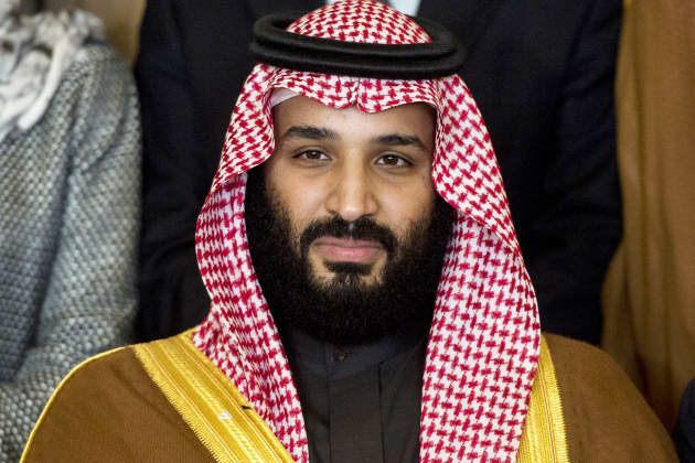 Premium: Mohammed bin Salman 180307