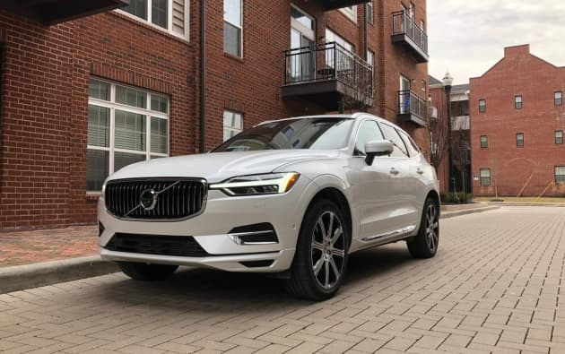 Cnbc Tech Volvo Xc60
