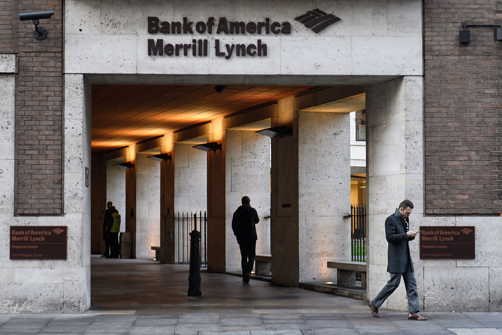 Recession fears among fund managers rise to highest level in a decade