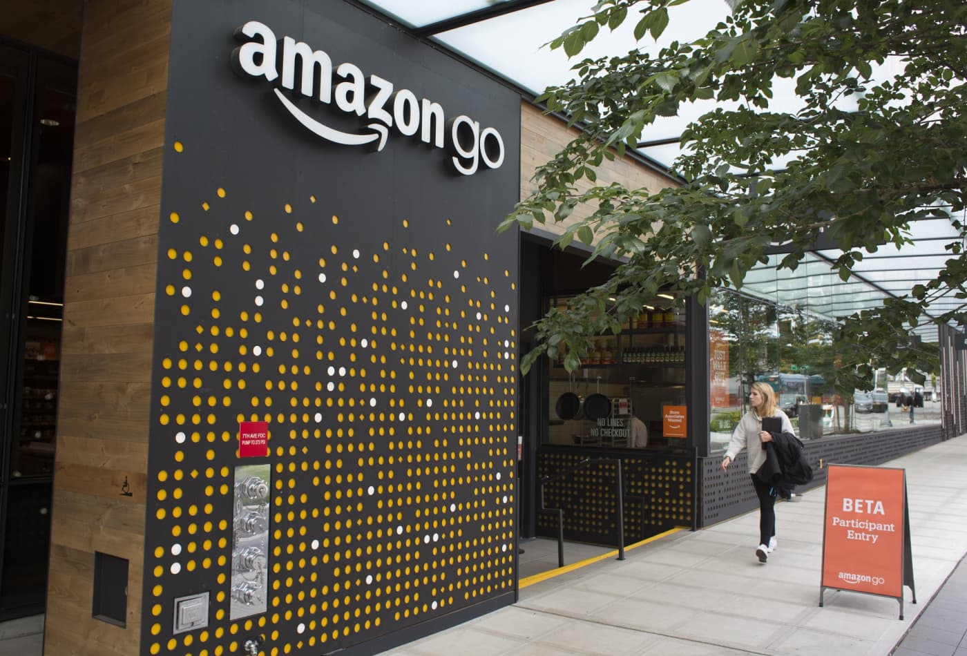 Amazon Go Store Said To Be Planned For London S Oxford Circus