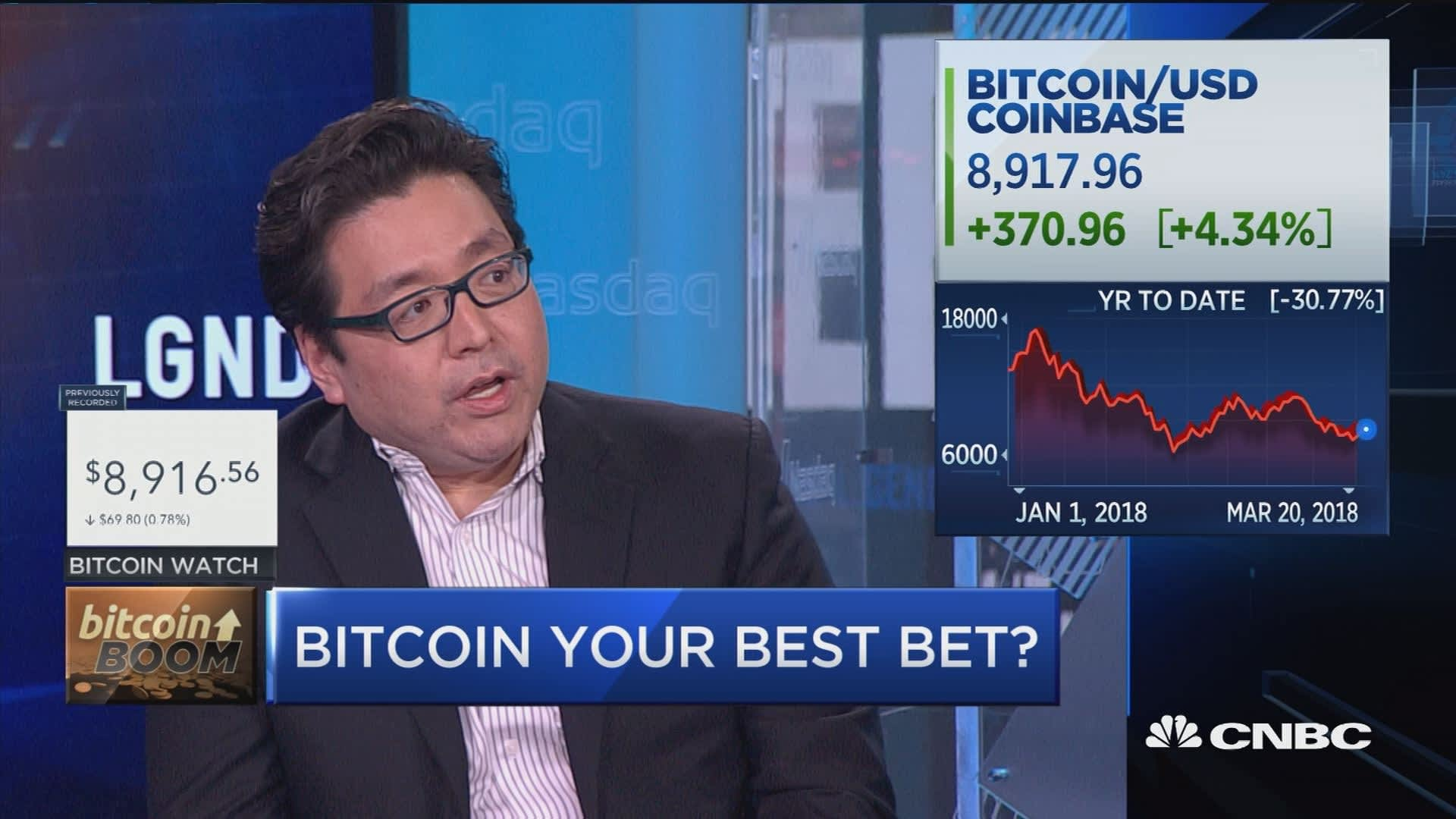 cnbc bitcoin lee