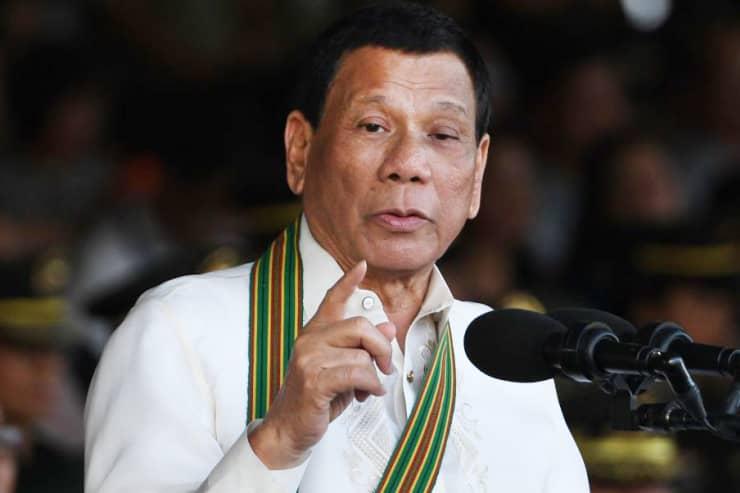 GP: Philippine President Duterte 180322