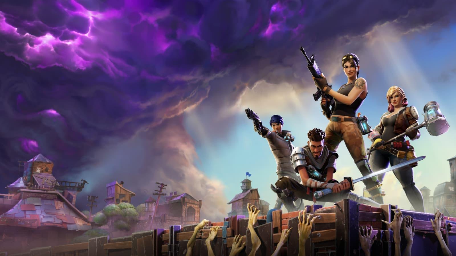 Fortnite Gamers Selling Epic Games Accounts On Ebay