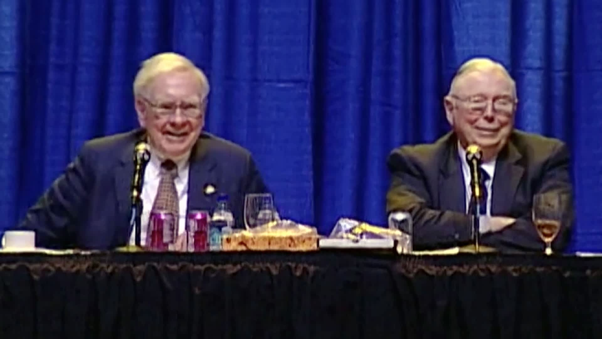 afternoon session 2007 berkshire hathaway annual meeting